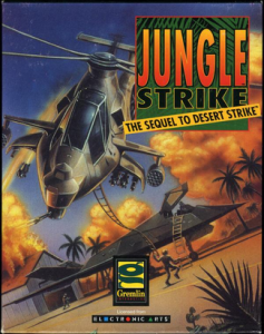 Jungle Strike (Arcade, 1995 год)