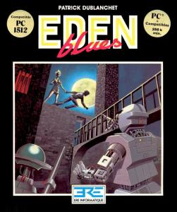 Eden Blues (Arcade, 1987 год)