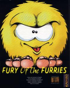 Fury of the furries (Arcade, 1993 год)