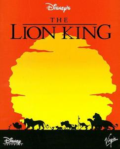 Постер The Lion King