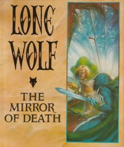 Постер Lone Wolf: The Mirror of Death