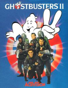 Ghostbusters 2 (Arcade, 1989 год)