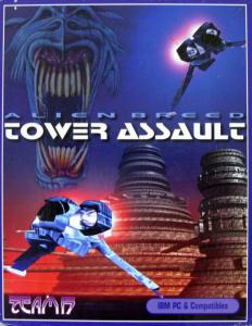Постер Alien Breed: Tower Assault