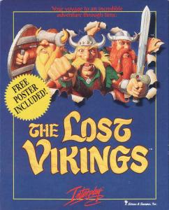 Lost Vikings, The (Arcade, 1993 год)