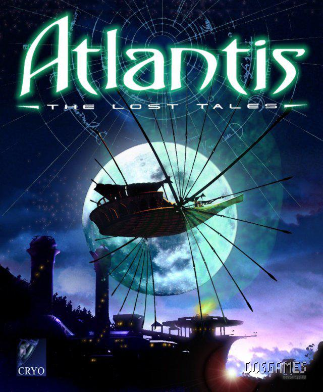 Ска�а�� atlantis the lost tales dos 1997