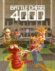 Постер Battle Chess 4000