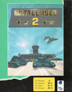 Battle Isle 2200 (Strategy, 1994 год)
