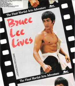 Bruce Lee Lives (Arcade, 1989 год)