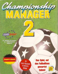 Championship Manager 2 (Simulation, 1995 год)