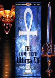 Постер The Complete Ultima VII
