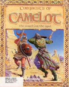 Постер Conquests of Camelot: The Search for the Grail