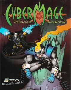 Постер CyberMage: Darklight Awakening