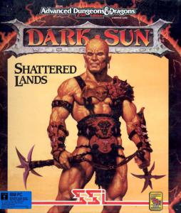 Dark Sun: Shattered Lands (Role-Playing, 1993 год)