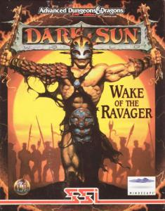 Dark Sun: Wake of the Ravager (Role-Playing, 1995 год)