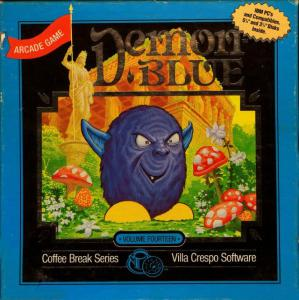Demon Blue (Arcade, 1992 год)
