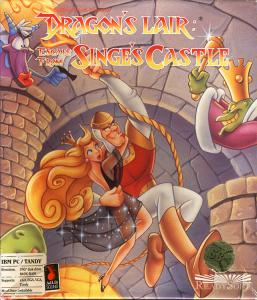 Постер Dragon's Lair: Escape from Singe's Castle