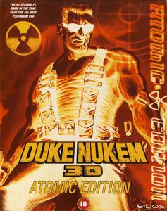 Duke Nukem 3D: Atomic Edition (Arcade, 1996 год)