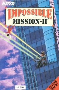 Impossible Mission 2 (Arcade, 1988 год)