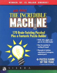 Постер The Even More Incredible Machine
