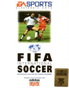 Постер FIFA International Soccer