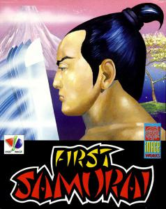 First Samurai (Arcade, 1992 год)