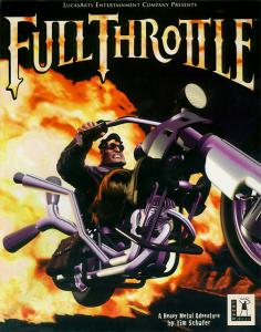 Постер Full Throttle