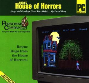 Hugo's House of Horrors (Adventure, 1990 год)