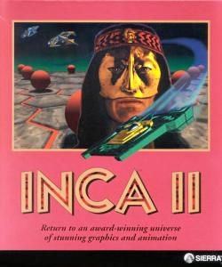 Inca II: Nations of Immortality (Arcade, 1993 год)