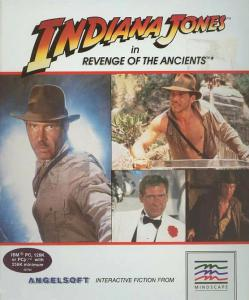 Indiana Jones in Revenge of the Ancients (Adventure, 1987 год)