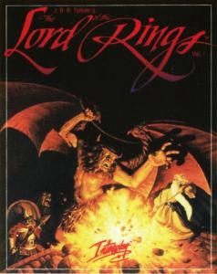 J.R.R. Tolkien's The Lord of the Rings, Vol. I (Role-Playing, 1990 год)