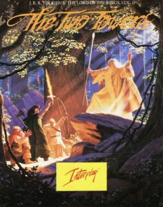 Постер J.R.R. Tolkien's The Lord of the Rings, Vol. II: The Two Towers