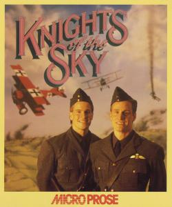 Постер Knights of the Sky