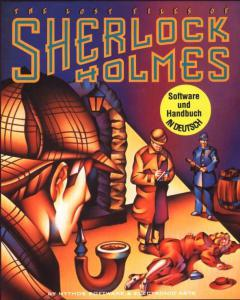 The Lost Files of Sherlock Holmes: The Case of the Serrated Scalpel (Adventure, 1992 год)