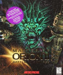 Master of Orion II: Battle at Antares (Strategy, 1996 год)