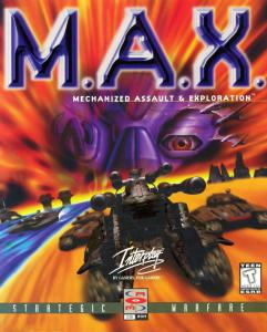 M.A.X.: Mechanized Assault & Exploration (Strategy, 1996 год)