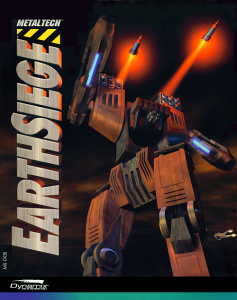 Постер Metaltech: Earthsiege