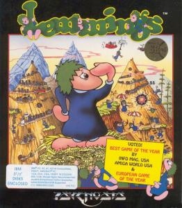 Lemmings (Strategy, 1991 год)