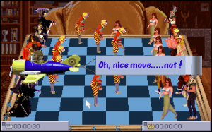 National Lampoon's Chess Maniac 5 Billion and 1