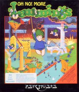 Постер Oh No! More Lemmings