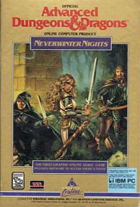 Постер Neverwinter Nights