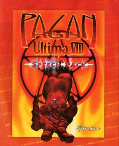Постер Pagan: Ultima VIII - Speech Pack