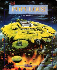 Populous (Strategy, 1989 год)