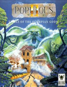 Постер Populous II: Trials of the Olympian Gods