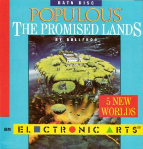 Populous: The Promised Lands (Strategy, 1989 год)