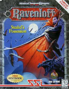 Ravenloft: Strahd's Possession (Role-Playing, 1994 год)