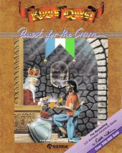 King's Quest: Quest for the Crown (Adventure, 1987 год)