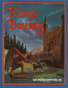 King's Bounty (Role-Playing, 1990 год)