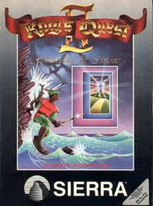 King's Quest 2: Romancing the Throne (Adventure, 1985 год)