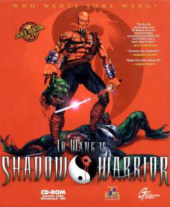 Постер Shadow Warrior для DOS