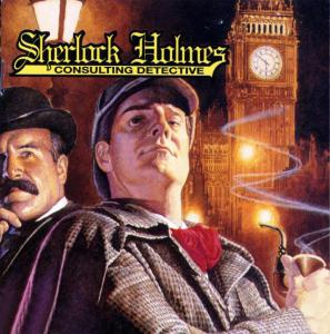 Sherlock Holmes: Consulting Detective (Adventure, 1991 год)